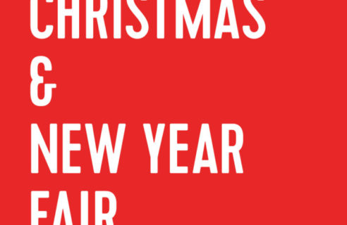 【12/2-1/10】FREITAG CHRISTMAS & NEW YEAR FAIR