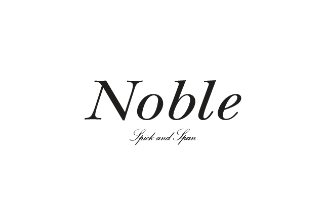 Spick and Span Noble