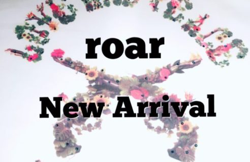 New Arrivel 【roar】