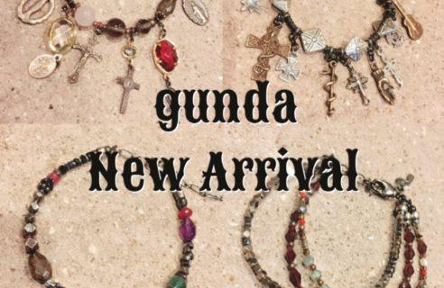 New Arrival 【gunda】