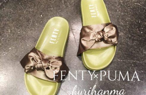 New Arrival 【FENTY×PUMA】