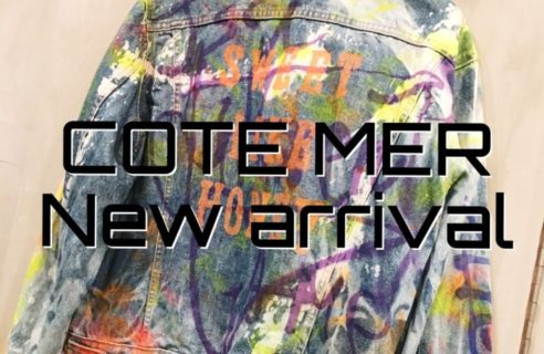 New Arrival【COTE MER】