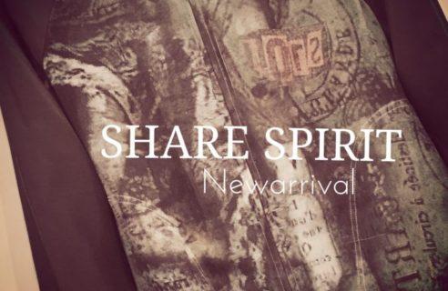 NewArrival【SHARE SPIRIT】