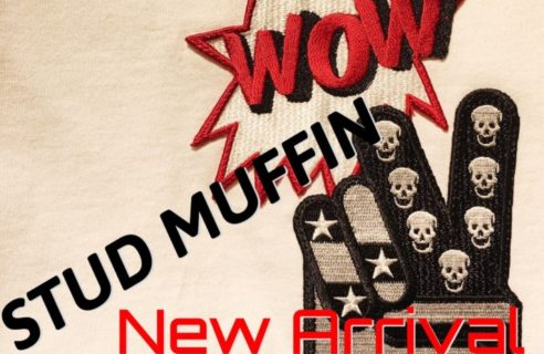 New Arrival【STUDMUFFIN】