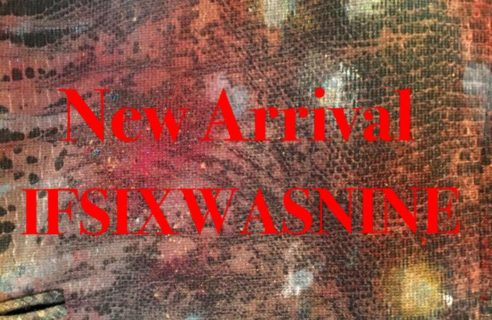 New Arrival 【IFSIXWASNINE】