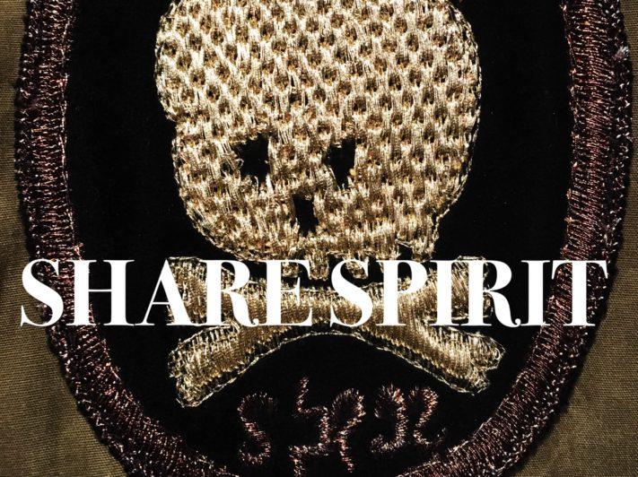 New Arrival 【SHARE SPIRIT】
