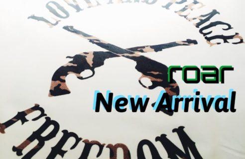 New Arrival 【roar】