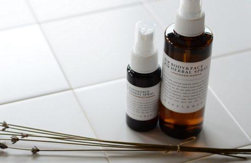 ラベンダーが香る、爽快な化粧水を販売中!