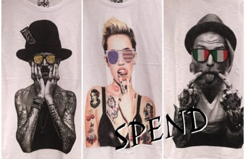 New Arrival  【SPEND】