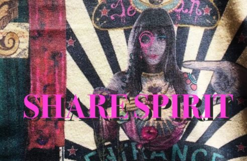 New Arrival  【SHARE SPIRIT】