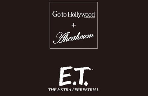 ★Go to hollywood × ahcahcum × E.T.★
