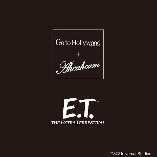 ★Go to hollywood × ahcahcum × E.T.★