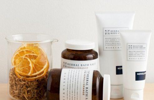 ネロリ&オレンジ精油が香る限定シリーズ