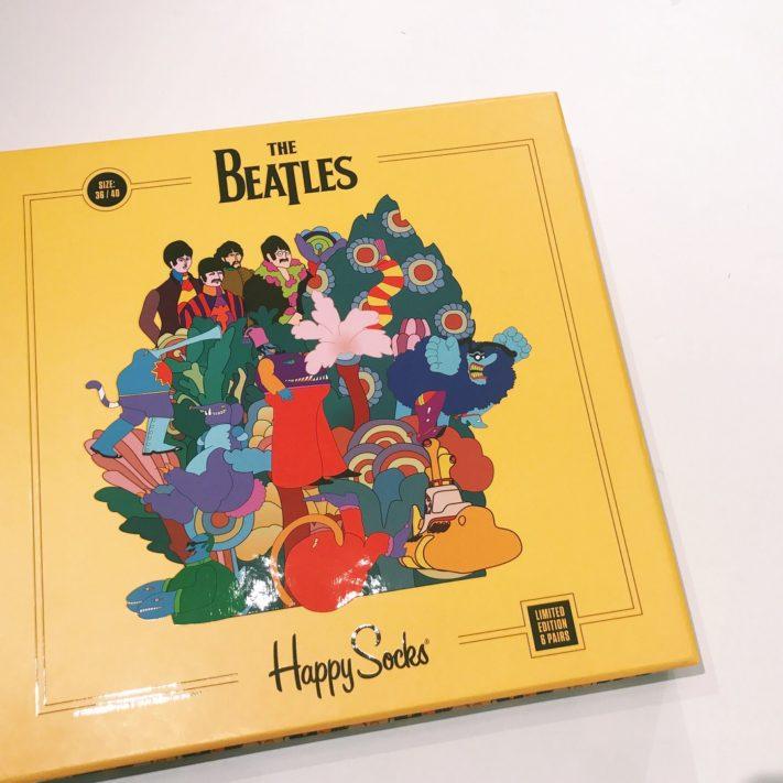 【新入荷!】HappyScocks×THE BEATLESコラボソックス