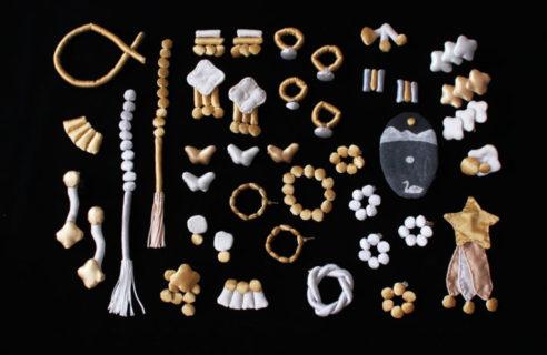 【福岡初!】Fabric jewelry 《gungulparman》の取り扱いスタート!