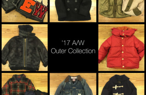 ★'17 A/W OUTER COLLECTION★