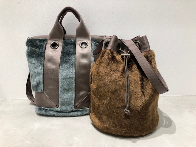 BRIEFING 【ETHICAL FUR BAG】