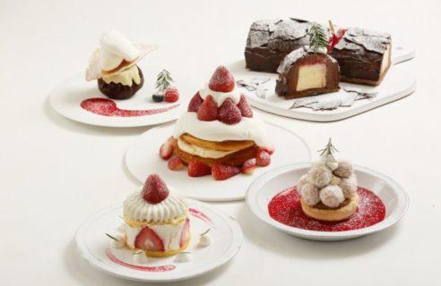 【11月16日~】クリスマスデザート  スタート!!