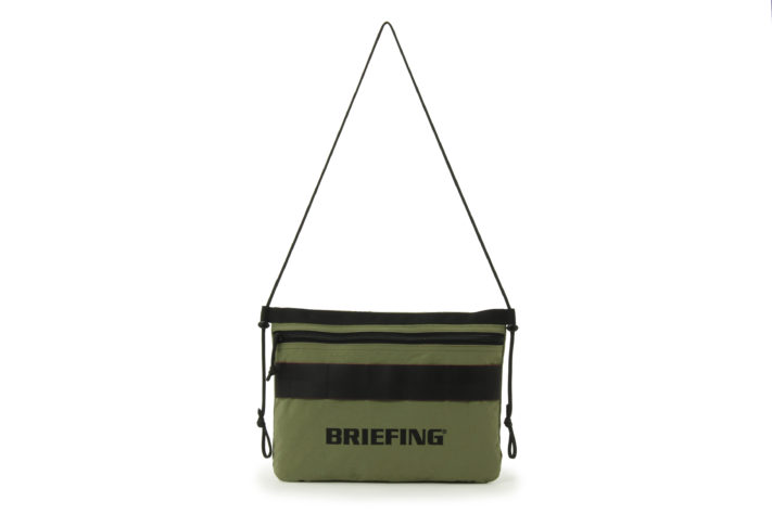 BRIEFING 【 BRIEFING サコッシュ セミオーダーイベント実施! 】