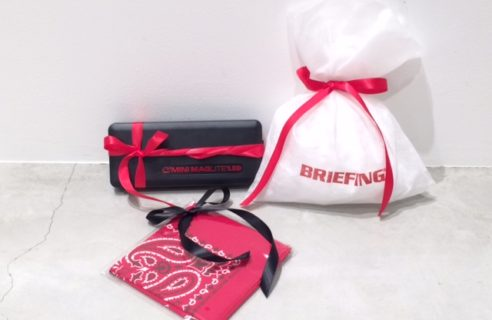 BRIEFING【Recommend Gift】