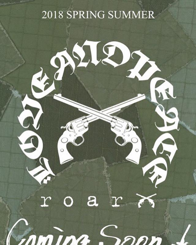 Comingsoon…【roar】