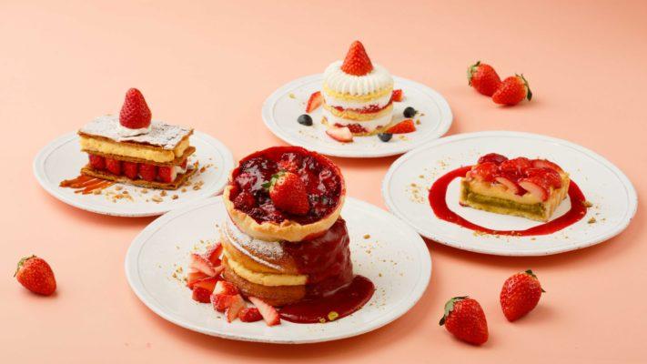 【予告】1/15~ The Strawberry