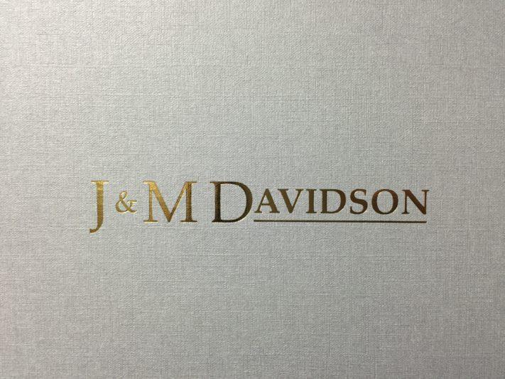 『 J&M Davidson 』