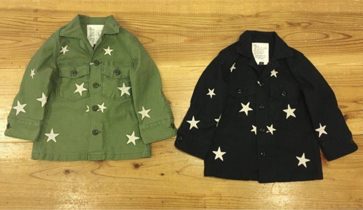 ★バックサテンストレッチ STAR シャツ★