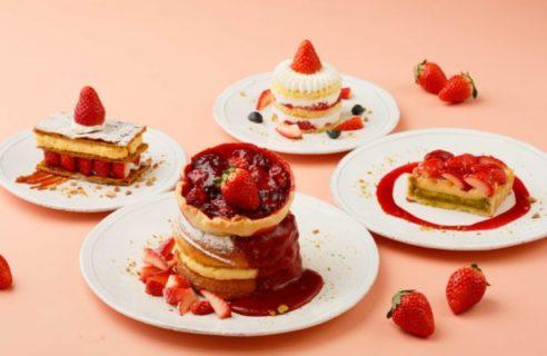 【4月2日まで】The strawberry!!