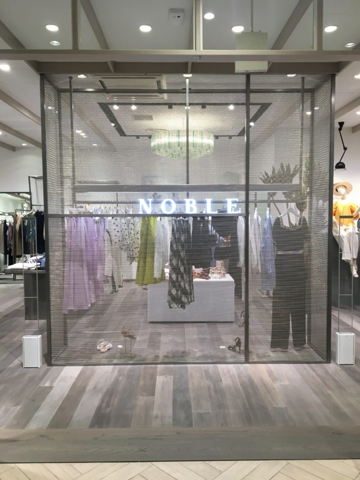 3/21[wed] 2F NOBLE【ノーブル】  NEW OPEN!