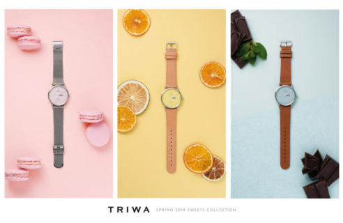 【TRIWA】日本限定 SWEETS COLLECTION