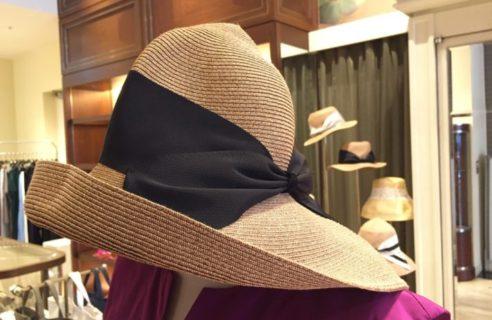 帽子はお持ちですか?