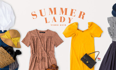 SUMMER LADY VIORO 2018