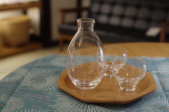 涼しげなグラスで暑い夏も心地よく