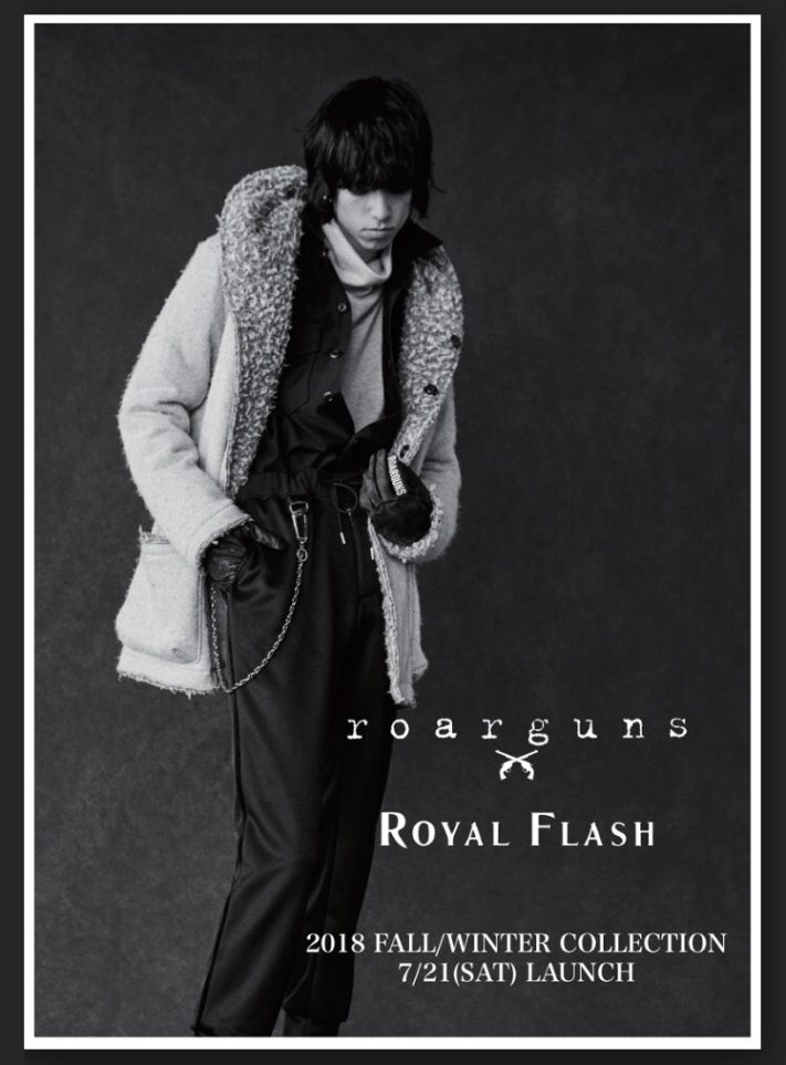 【roarguns】2018 FALL&WINTER COLLECTION LAUNCH