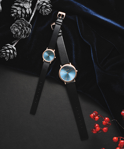 BERING AUTUMN & WINTER 2018