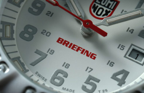 BRIEFING 【Re: Luminox X BRIEFING コラボレーション第2弾! 】