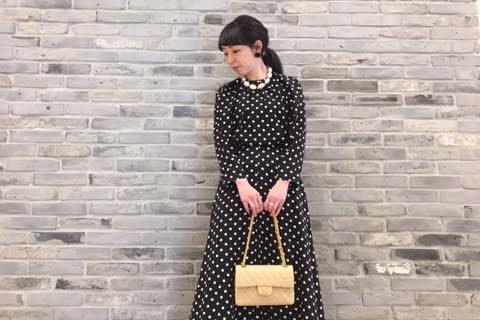 春スタイルをアップデート ~Vintage bag~