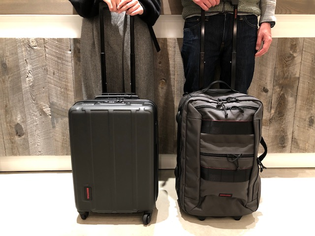 BRIEFING 【 CARRY CASE 】