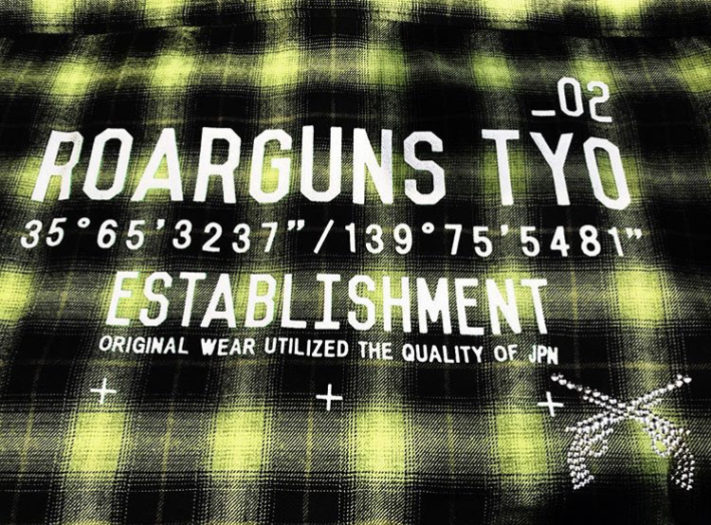 New Arrival【roarguns】