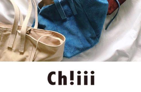 本日!待望の「ch!iii」NOBLEに登場!!