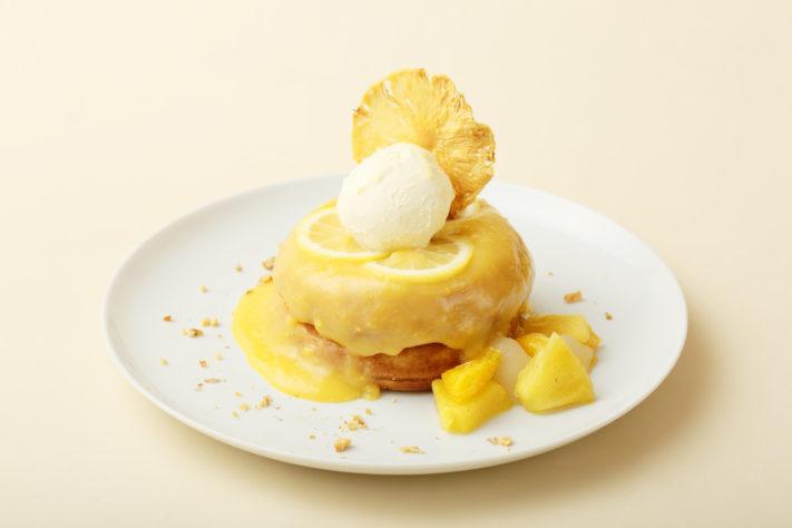 【残り3日!】★濃厚なめらか レモンクリームパンケーキ