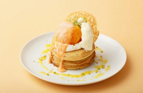 <パンケーキ祭り>まるごとネーブルのパンケーキ