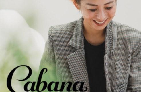 注目のジャケット『CABANA』入荷★