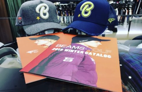 YOSHINORI KOTAKE×BEAMS GOLF 新作入荷!!