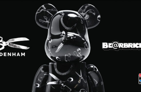 DENHAM × BE@RBRICK SPECIAL COLLABORATION