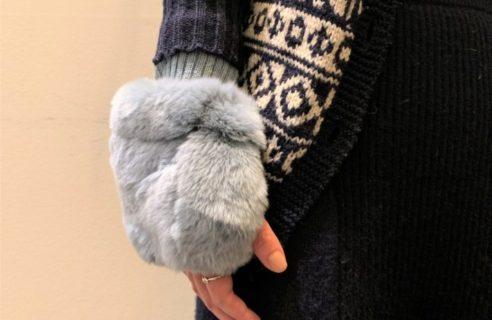 クリスマスの贈り物 ~UNITED ARROWS ストールと手袋~