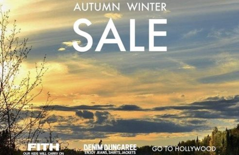 ★'19 AUTUMN WINTER SALE★