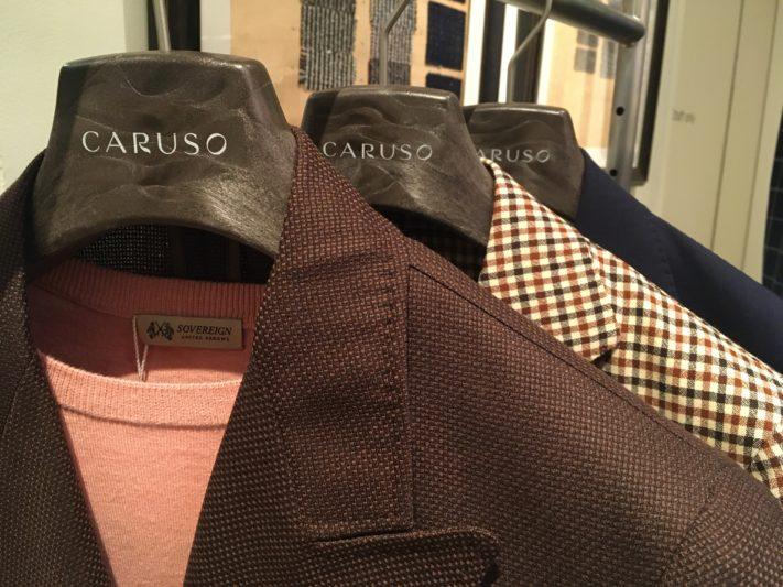 IMPORT DRESS ITEMの入荷のお知らせ~「LARDINI」「PT01」「CARUSO」~