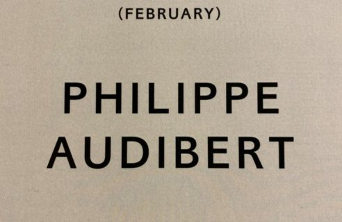PHILIPPE AUDIBERT   pop up